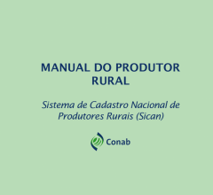 Manual do Produtor Rural - Sican